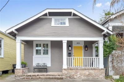 Single Family Home For Sale: 820 Lowerline Street