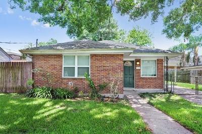 Single Family Home For Sale: 1321 Generes Drive