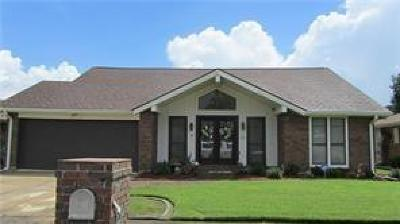 Marrero Single Family Home For Sale: 21 Gladiola Court