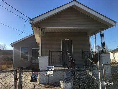 Single Family Home For Sale: 1342 Andry Street