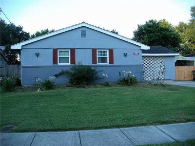 Single Family Home For Sale: 1201 Frankel Avenue
