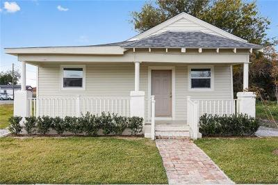 Jefferson Single Family Home For Sale: 1306 Causeway Boulevard
