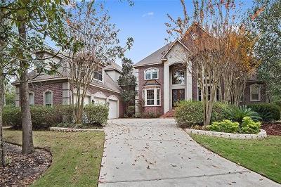 Single Family Home For Sale: 28 Eagle Trace
