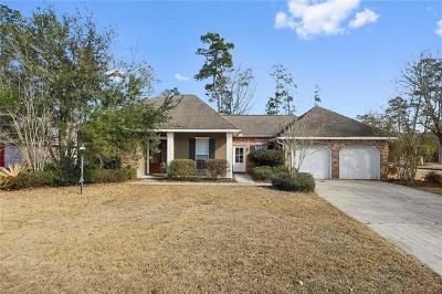 Single Family Home For Sale: 631 Rue Orleans Drive