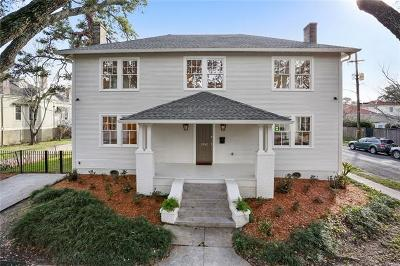 New Orleans Single Family Home For Sale: 2942 Desoto Street