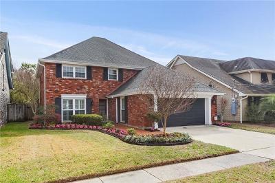 Single Family Home For Sale: 4609 Taft Park