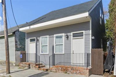 New Orleans Single Family Home For Sale: 2133 Dumaine Street