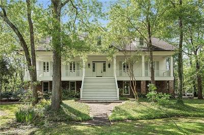 Covington Single Family Home Pending Continue to Show: 108 Blackburn Place
