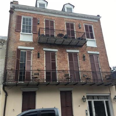 Jefferson Parish, Orleans Parish Condo For Sale: 727 Barracks Street #6