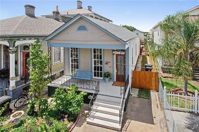 New Orleans Single Family Home For Sale: 2839 Baronne Street