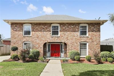 Single Family Home For Sale: 4558 Owens Boulevard