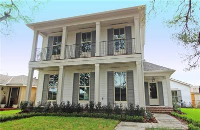 New Orleans Single Family Home Pending Continue to Show: 340 W Kenilworth Street