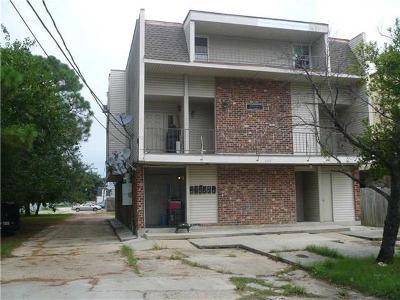 Jefferson Parish Multi Family Home For Sale: 4117 Trenton Street