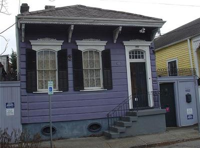 New Orleans Single Family Home For Sale: 1023 Franklin Avenue
