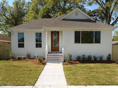 Kenner Single Family Home For Sale: 2133 18th Street