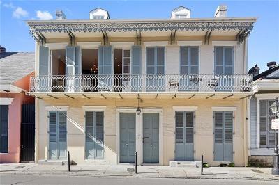 New Orleans Condo For Sale: 726 Barracks Street #B