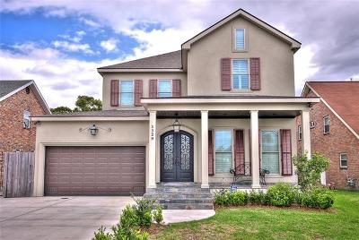 Metairie Single Family Home For Sale: 1329 Helios Avenue