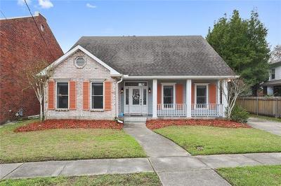 Metairie Single Family Home For Sale: 4504 Cleary Avenue