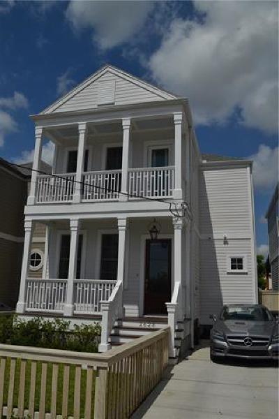 New Orleans Single Family Home For Sale: 2628 Cadiz Street