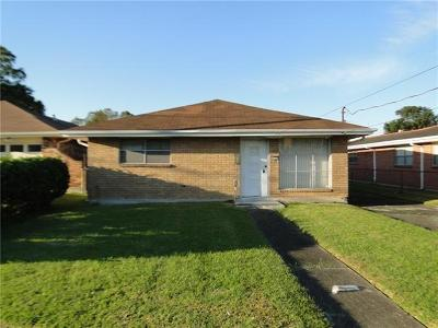 Metairie Single Family Home For Sale: 4925 Sanford Street