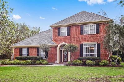 Single Family Home For Sale: 22 Grand Cypress Court