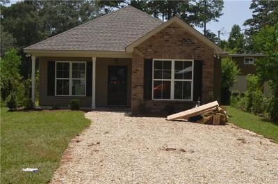 Madisonville Single Family Home For Sale: 124 Davis Street