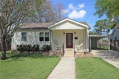 Jefferson Single Family Home Pending Continue to Show: 3813 Alfred Place