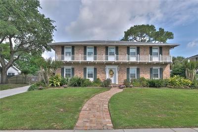 Single Family Home For Sale: 1621 Leon C Simon Drive