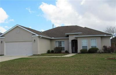 Slidell Single Family Home For Sale: 1020 Chicory Court