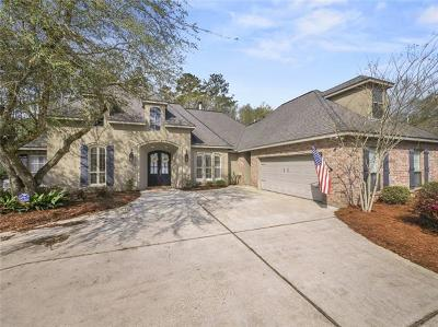 Madisonville Single Family Home Pending Continue to Show: 217 Empress Court