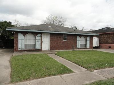 Jefferson Parish Multi Family Home Pending Continue to Show: 236-238 Clemson Drive
