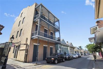New Orleans Condo For Sale: 830 St Philip Street #I