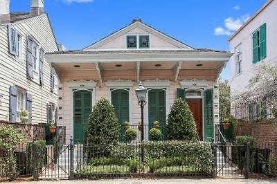 New Orleans Multi Family Home For Sale: 1116 Dauphine Street