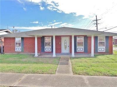 Jefferson Parish Single Family Home For Sale: 200 Broadway Street