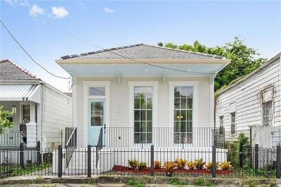 New Orleans Single Family Home For Sale: 2366 Annunciation Street