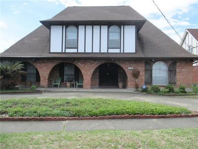 Metairie Single Family Home For Sale: 3600 Richland Avenue