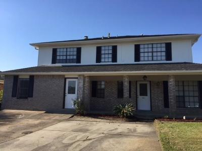 Kenner Single Family Home For Sale: 805 Champagne Drive