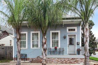 New Orleans Single Family Home For Sale: 3637 Annunciation Street