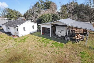 Destrehan Single Family Home For Sale: 528 W McAdoo Street