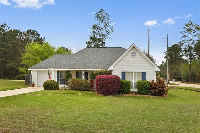 Single Family Home For Sale: 202 W Briar Court