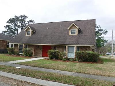 Single Family Home For Sale: 3501 Rue Nichole