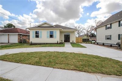 Metairie Single Family Home For Sale: 4320 W Napoleon Avenue