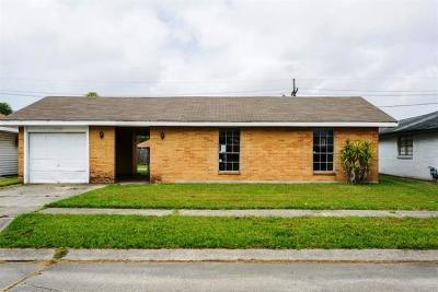 Gretna Single Family Home For Sale: 1949 Green Oaks Drive