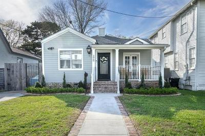 Lakeview Single Family Home For Sale: 5860 Louisville Street