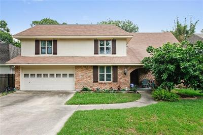 Metairie Single Family Home For Sale: 5029 Purdue Drive