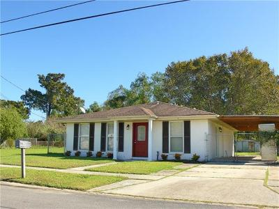 Mereaux, Meraux Single Family Home For Sale: 3213 Munster Drive