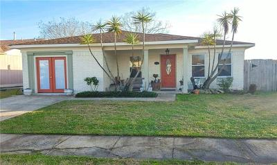 Harvey Single Family Home For Sale: 2033 Portola Via