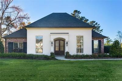 Madisonville Single Family Home For Sale: 121 Willow Bend Drive