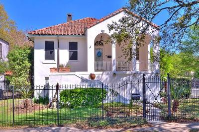 New Orleans Single Family Home For Sale: 5825 Fontainebleau Drive