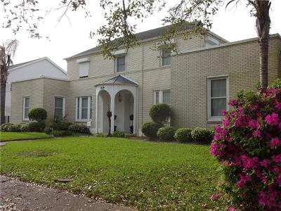 New Orleans Single Family Home For Sale: 919 Crystal Street